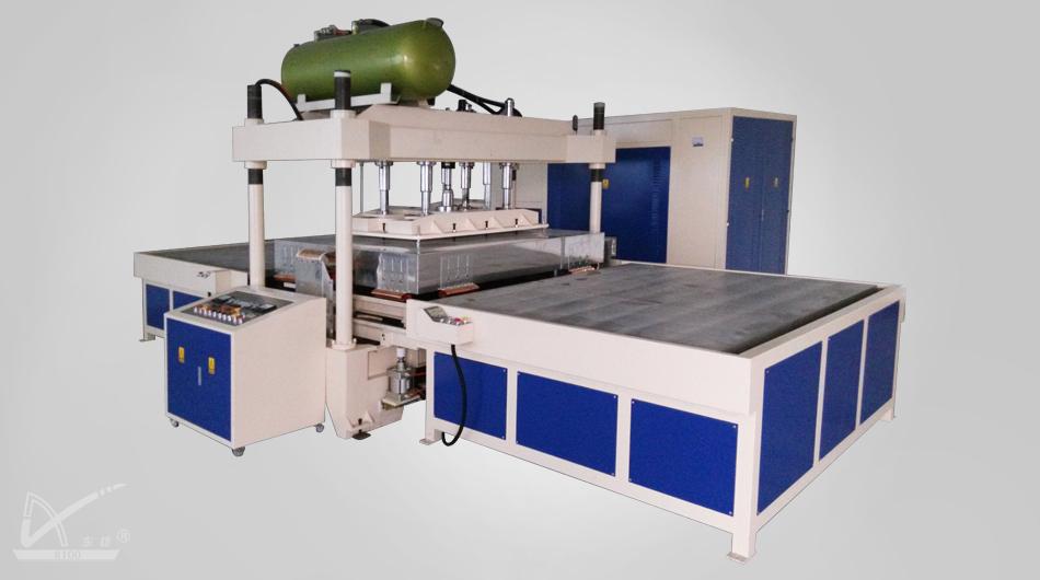 Automobile Carpets Welding Machine