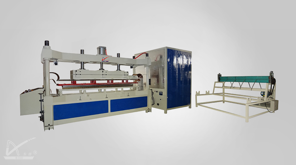 HF Shower Curtain Welding Machine