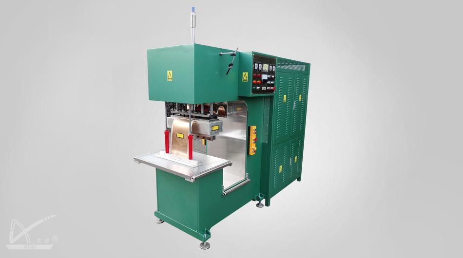 15KW tarpaulin welding machine with back control box